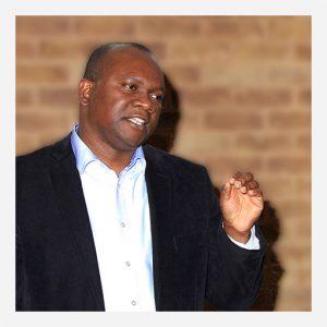 Raouls Pita (Project C-ordinator) - Safeguarding African Children